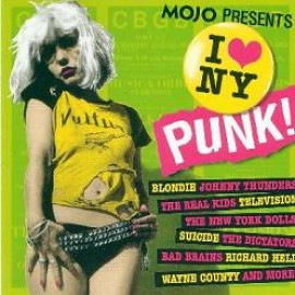 Various - I heart NY Punk-2005