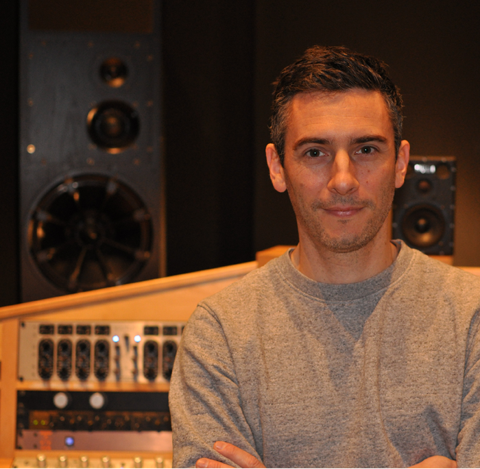 Jerome Schmitt Mastering Engineer